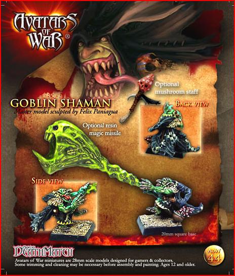AoW44 Goblin Shaman